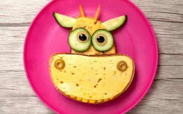 15 ideias para tornar o prato dos miúdos uma animação