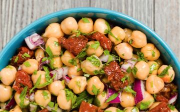 Grão-de-bico: um alimento rico em nutrientes para incluir na sua dieta