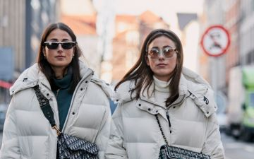 20 looks de inverno para usar durante este mês