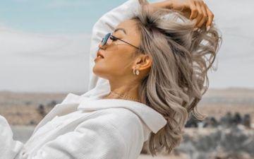 A nova tendência de cabelos do Pinterest é… O mushroom blonde
