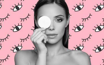 6 passos para retirar a máscara de pestanas (sem parti-las e sem irritar os olhos)