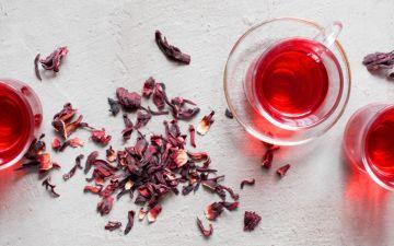 15 boas razões para se render ao chá de hibisco