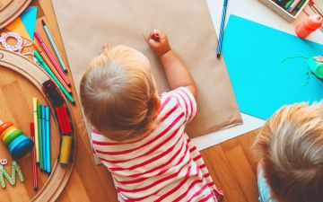 10 atividades para fazer em casa com as crianças