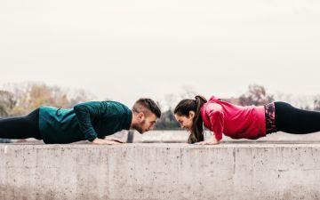 Desafios de fitness para pôr à prova a sua condição física