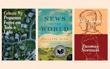 9 livros a ler antes de irem para o pequeno e grande ecrã em 2020