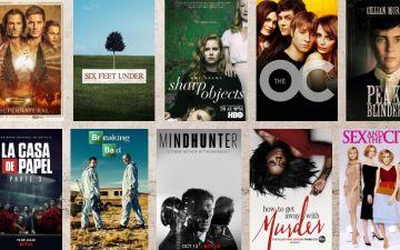 Estas são as séries preferidas da nossa redação