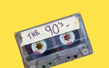 Quiz: quão bem conhece o refrão destas músicas dos anos 90?