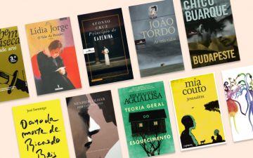 10 livros para celebrar a língua Portuguesa