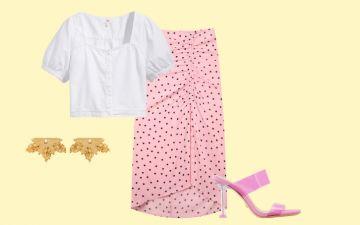 5 looks para 5 dias da semana: polka dot para todos os gostos