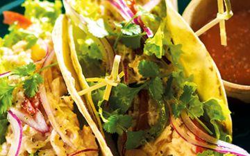 Tacos de frango: leve o México até sua casa com esta receita