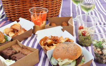 Faça um piquenique no Jardim da Estrela com um menu preparado