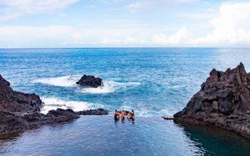 8 piscinas naturais para se refrescar este verão