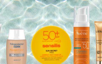 Protetor solar com cor, o produto que alisa e protege a pele