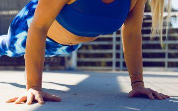 Este plano de treino ajuda a trabalhar o centro de gravidade do corpo