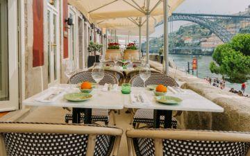 12 esplanadas no Porto ou com vista para a Invicta
