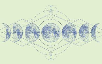 Como viver alinhada com as diferentes fases da lua