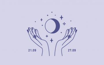 Horóscopo semanal: 21 a 27 de setembro