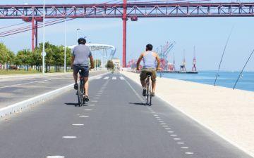 5 ciclovias para desfrutar da paisagem em Lisboa, Cascais e Seixal