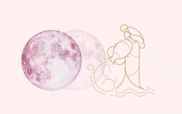 Lua nova em Aquário. O caminho é pela diferença