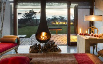 10 alojamentos com lareira para aquecer os dias mais frios