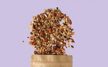 9 granolas saudáveis para ter sempre em casa