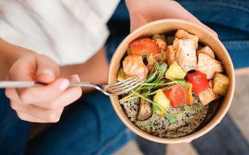 Perder peso é uma resolução para 2021? Conheça a dieta para o fazer de forma segura e eficaz