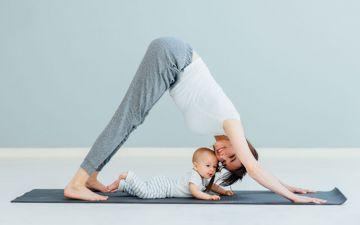 Cuidar da barriga no pós-parto é possível (com os exercícios certos)