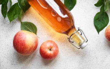 5 benefícios do vinagre de maçã