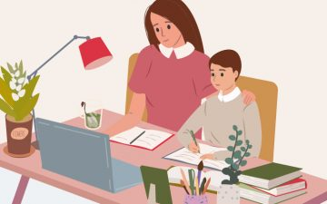 Quer ajudar os seus filhos no ensino à distância? Siga estes conselhos