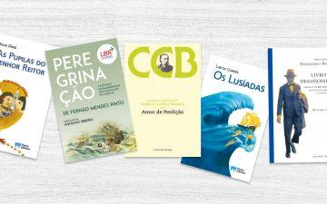 7 clássicos incontornáveis da literatura portuguesa
