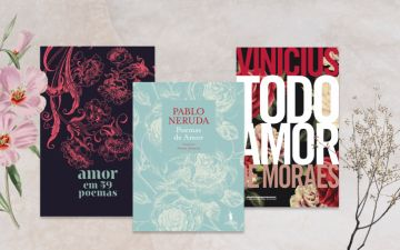 8 livros com poemas de amor que são intemporais
