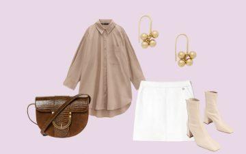 5 looks para 5 dias: camisas clássicas e oversized para diferentes ocasiões