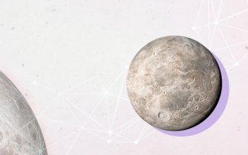 Ceres, o maior asteroide de todos e o que significa no seu mapa astral