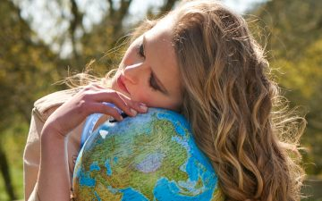 Editorial de abril: Abrace o planeta