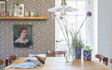 Cottagecore, a tendência de decoração que nos liga à Natureza