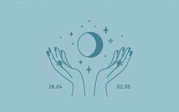 Horóscopo semanal: 26 de abril a 2 de maio
