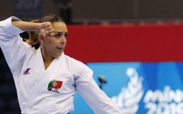 #PowerWorkGirls. Patrícia Esparteiro: a candidata karateca aos Jogos Olímpicos deste ano