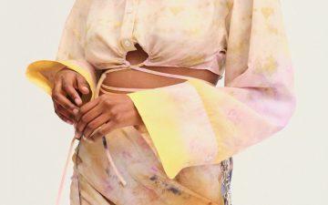 Sabia que é possível tingir a roupa com curcuma ou abacate?