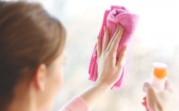 7 alternativas naturais para limpar a casa
