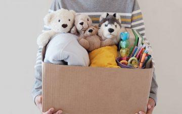 Há um novo projeto que recicla brinquedos que já não são usados