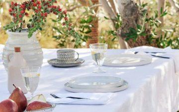 19 sugestões para criar a sua mesa de verão perfeita