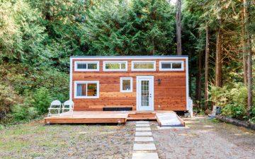 Tiny Houses: a tendência de viver numa casa mais pequena