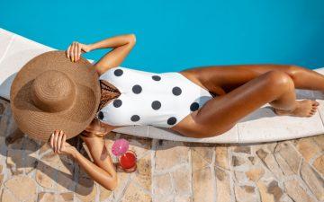 Protetores solares (rosto, corpo e cabelo) para se proteger na estação quente