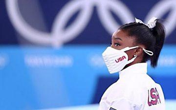 Simone Biles: a campeã que fez história com a sua desistência nos Jogos Olímpicos