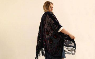 Quimono: uma das peças de vestuário mais versáteis que pode ter