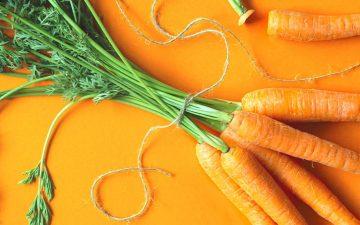 5 vegetais que pode (e deve) comer na íntegra