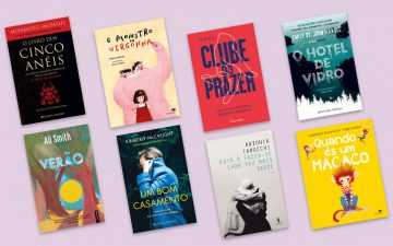 8 livros que queremos ler durante o mês de agosto