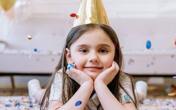 Tudo o que precisa para organizar uma festa de anos infantil