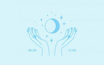 Horóscopo semanal: 6 a 12 de setembro