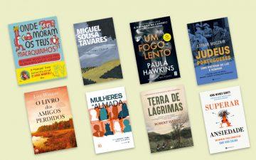 8 livros que queremos ler em setembro